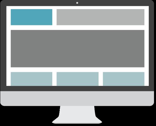 Desktop Layout Responsive